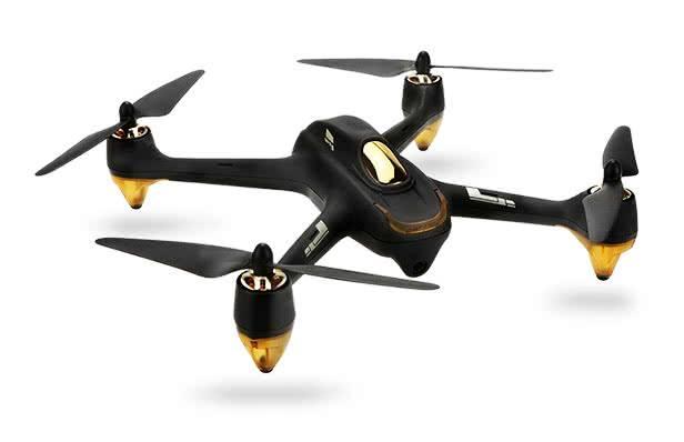Квадрокоптер hubsan h501s black