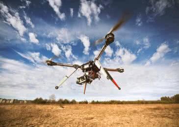 Правила полета квадрокоптеров
