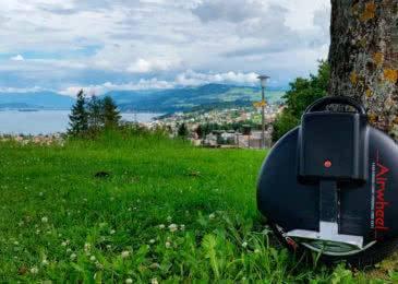 Моноколесо Airwheel – достойная альтернатива гироскутеру и сигвею