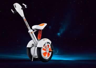 Гироскутер Airwheel A3 — сигвей с сиденьем