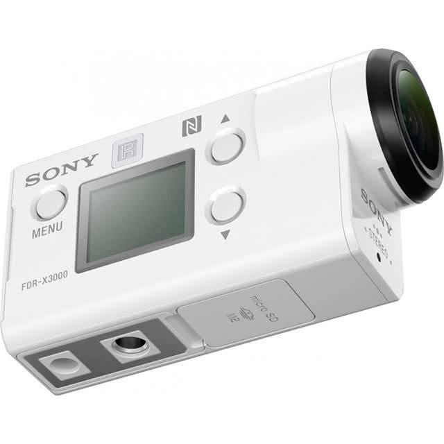 Sony FDR-X3000R фото
