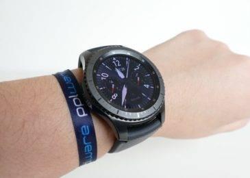 Умные часы Samsung Gear S3