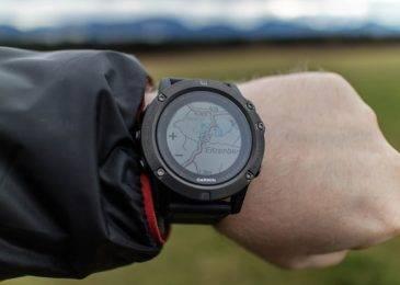 Умные часы Garmin Fenix 5X