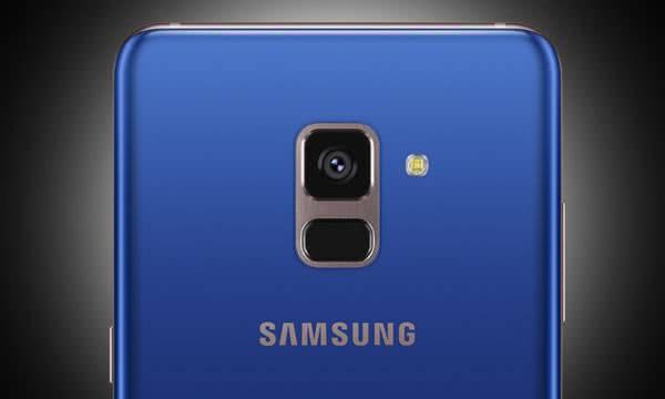 Камера Samsung Galaxy A8