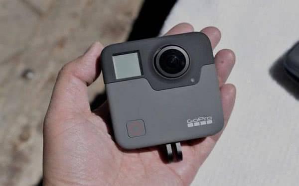 Экшен камера GoPro Fusion