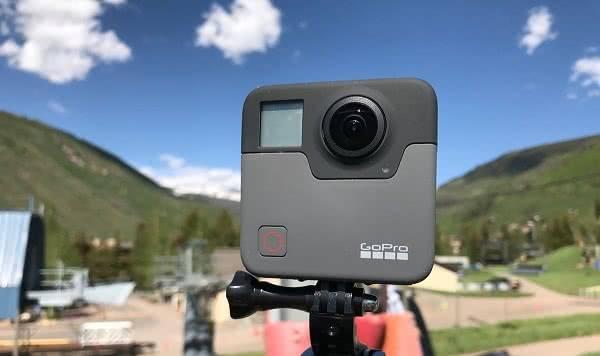 GoPro Fusion дизайн