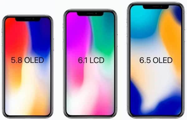 Ожидаемые 3 новые модели Iphone X