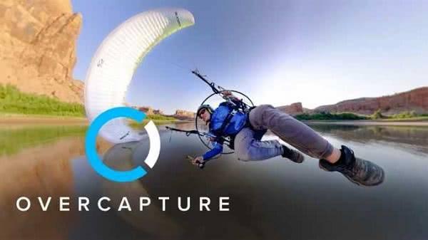 Overcapture GoPro Fusion