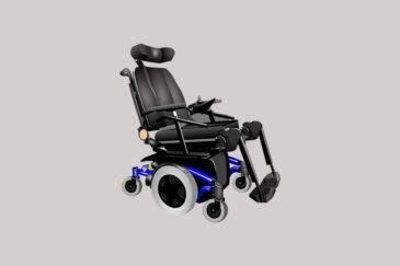 Умная инвалидная коляска создаётся в России
