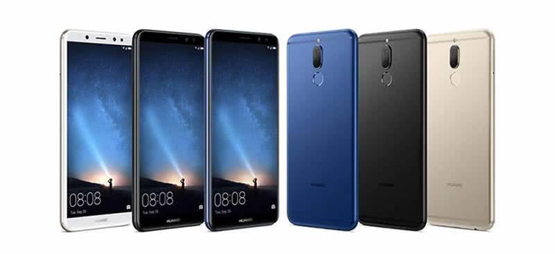 Внешний вид Huawei-Nova-2i