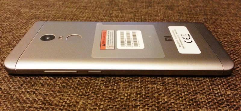 Redmi Note 4X аккумулятор