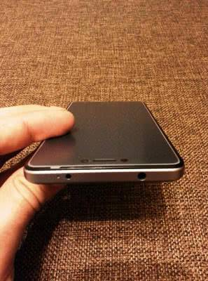 Верх Redmi Note 4X