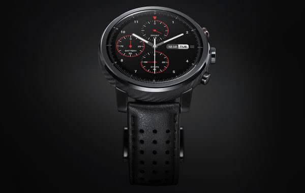 Дизайн умных часов Хiaomi huami amazfit watch 2