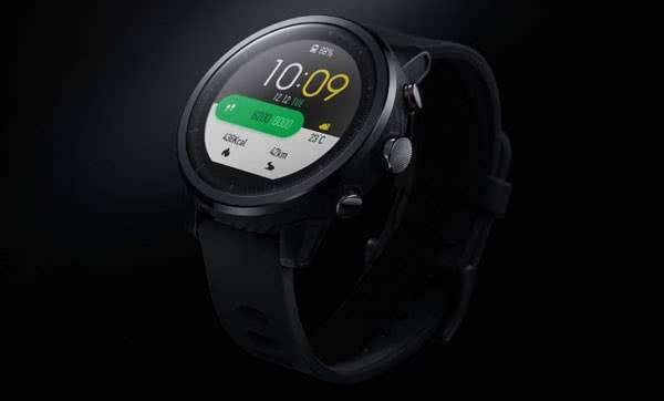 Эргономика Хiaomi huami amazfit watch 2
