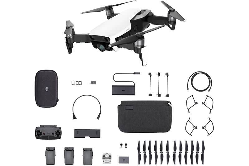 Mavic air combo отличия от 2 mavic air quadcopter with mavic air combo