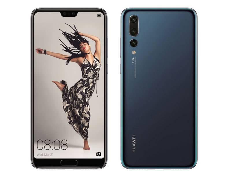 Huawei P20 фото