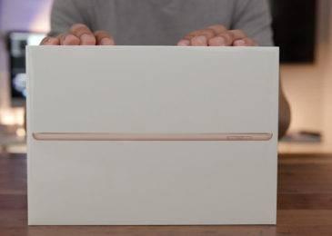 Обзор планшета Apple iPad 2018