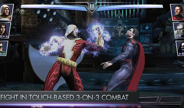 Injustice: Gods Among Us android app
