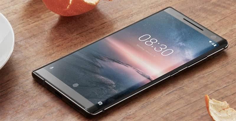 Nokia 8 Sirocco фото