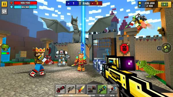 Pixel Gun 3D для android