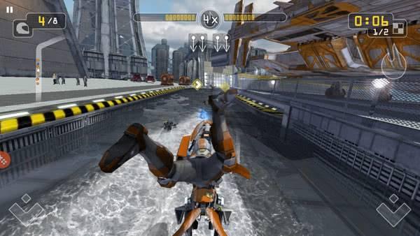 Riptide GP: Renegade для Андроид