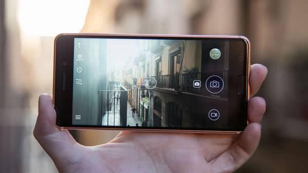 Nokia 6 camera