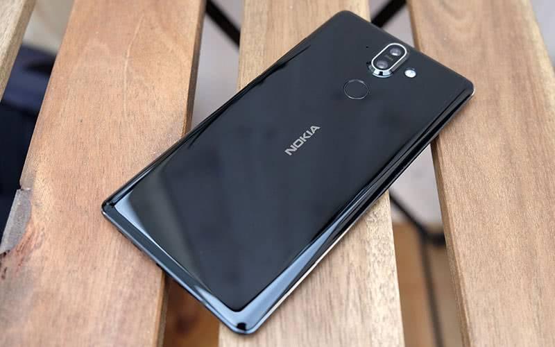 Nokia 8 Sirocco камеры