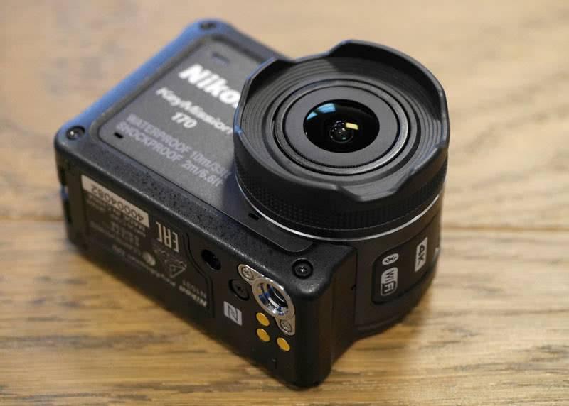 Nikon KeyMission 170 фото