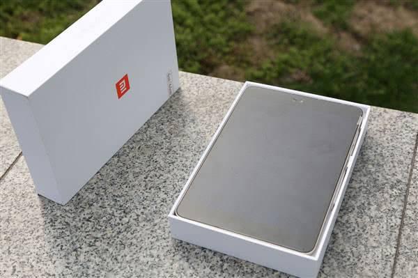 Комплектация Xiaomi MiPad 3