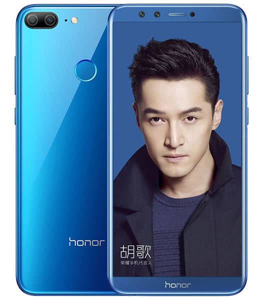 Honor 9 Lite дизайн