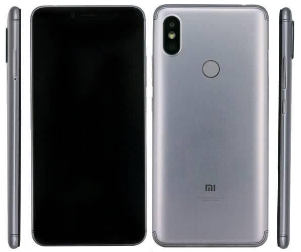 Дизайн Xiaomi Redmi S2