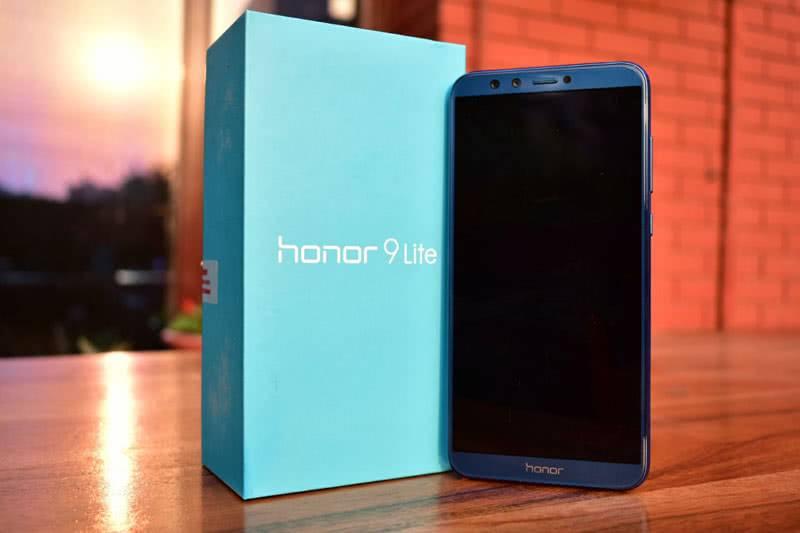 Смартфон Honor 9 Lite