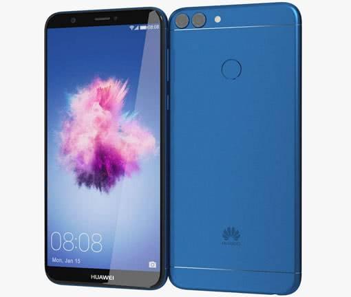 Huawei P Smart дизайн