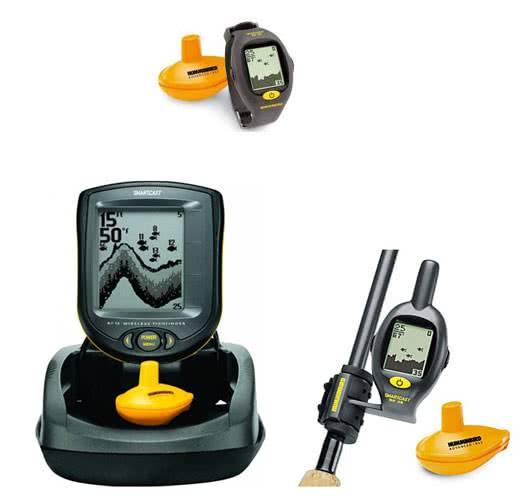 Эхолот Humminbird Smartcast