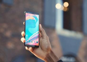 Смартфон OnePlus 5T — мощно, стильно и доступно