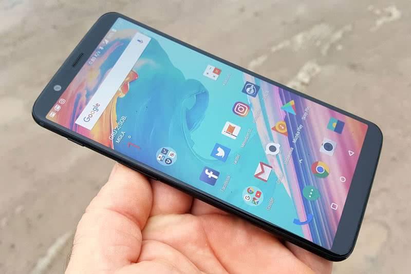 Дисплей OnePlus 5t