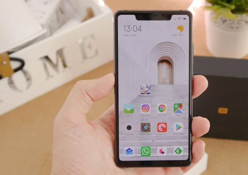 Xiaomi Mi 8 SE андроид