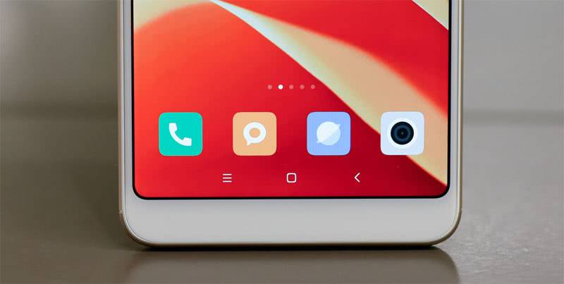 Операционная система Xiaomi Redmi Note 5
