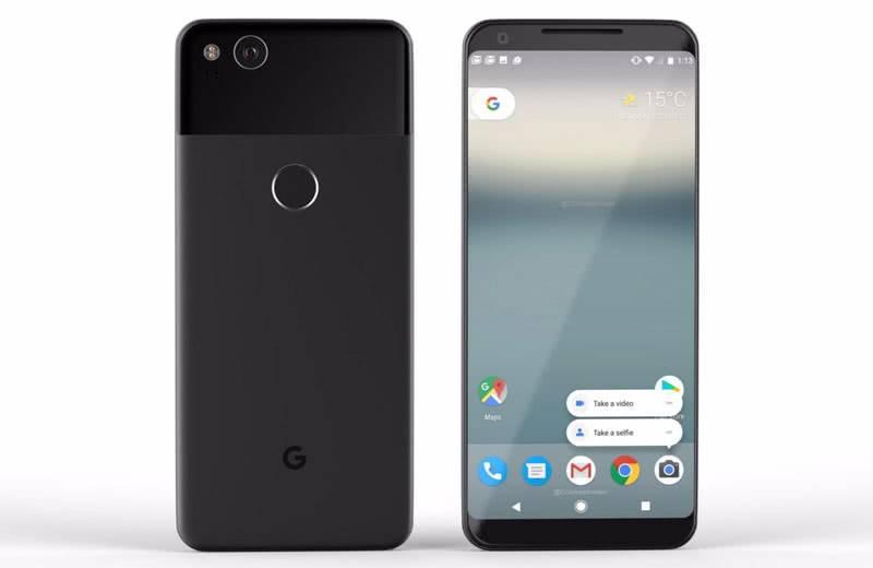 Google Pixel 2 фото