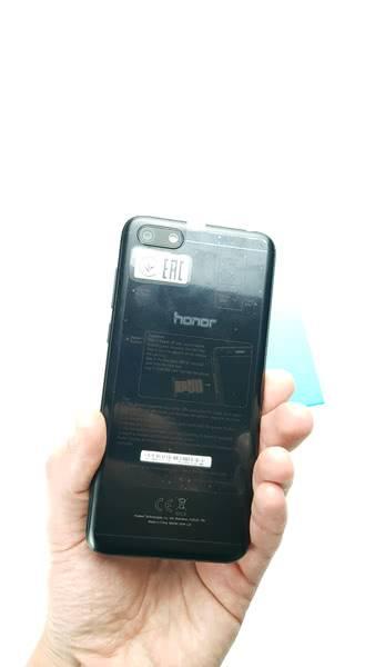 Honor 7A фото