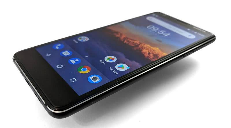 Операционная система Nokia 3.1