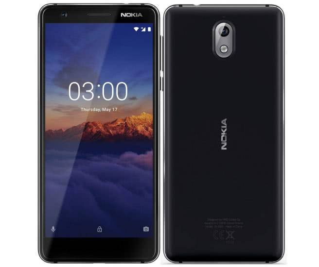 Nokia 3.1 фото