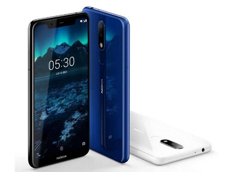 Анонс Nokia X5
