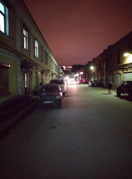 Пример фотографии на камеру Honor 7A