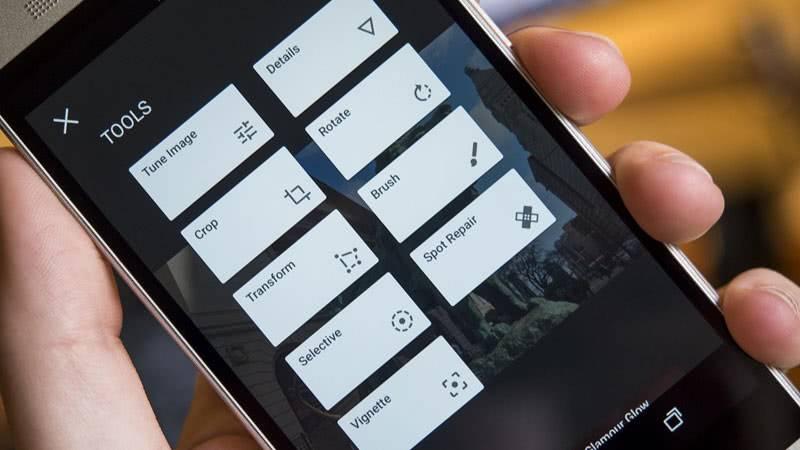 Snapseed приложение