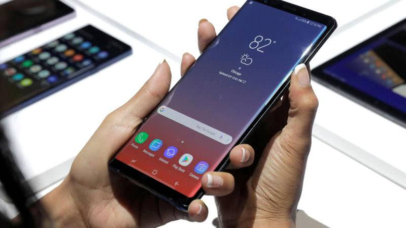 Samsung Galaxy Note 9 цена