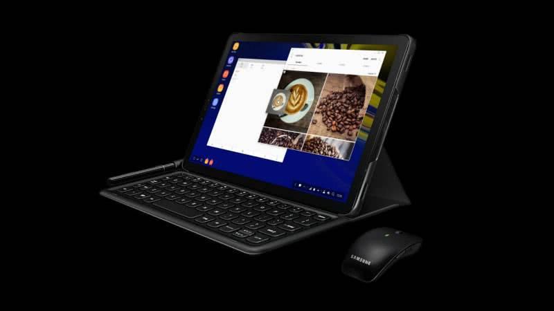 Samsung Galaxy Tab S4 c Dex