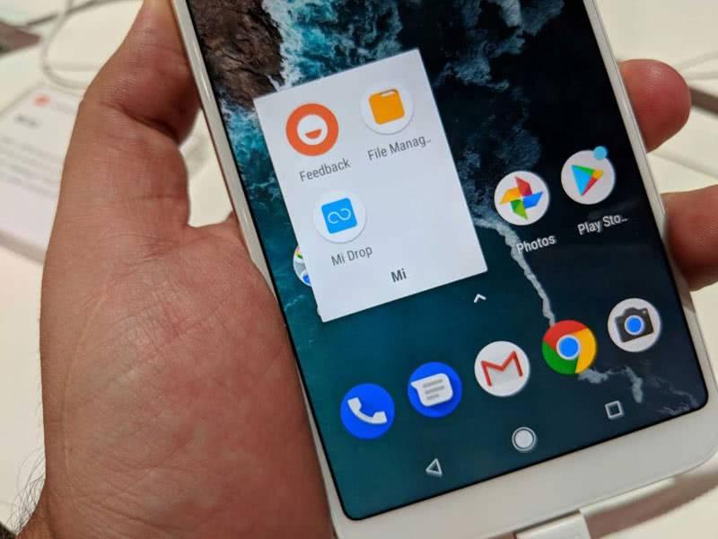 Xiaomi Mi A2 android