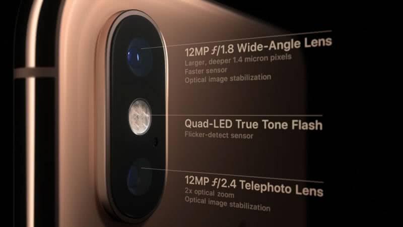 Камеры iPhone XS и XS Max