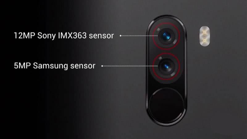 Камера Xiaomi Pocophone F1